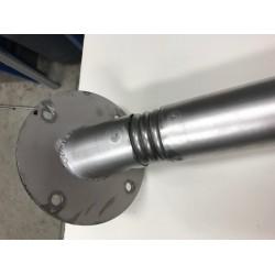 Pistoolsteun RVS Mosmatic gebruikt