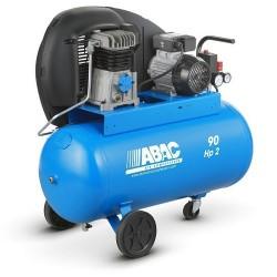 Zuigercompressor 2pk 90 ltr