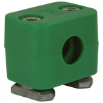 buisklem groen 10 mm