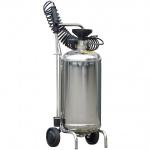 Schuimunit RVS 100 liter