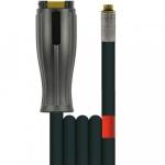 rioolslang DN06 - M22 F - 1/8 M