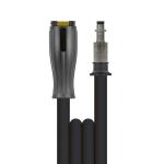 1SN - DN06 - 250 bar - DKO 22 x 1.5 - steeknippel 10 mm