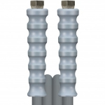 2SN - DN08 - 400 bar - 3/8 F - 3/8 F