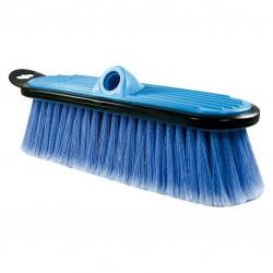 Wasborstel blauw zacht
