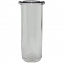 Filterglas big kunststof