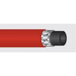 1SN hogedrukslang rood met DKOL  DN8