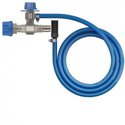 Injector met doseerventiel ST-161 RVS