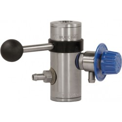 Bypass injector ST-168 met lucht met ST-161 doseerventiel