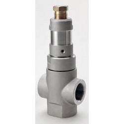 Pressure regulator valve 1""