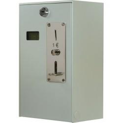 Muntautomaat € 0.50