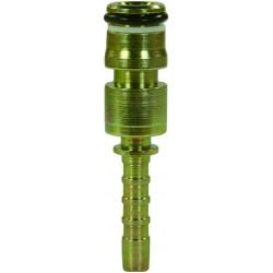 Persnippel staal voor clip systeem