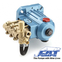 Cat  2SF30ES Direct Drive plunjerpomp