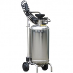 Schuimunit  RVS 24 liter