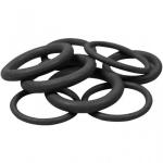 O-ring 15.1 x 2.7 set