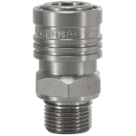 ST245 quick coupling 3/8 M