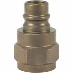 Steeknippel ST-246-8 RVS 1/2 bi