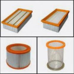 Luchtfilters voor stofzuigers