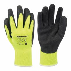 Handschoen felgekleurd